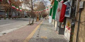İran'ın Tebriz Şehri Koronavirüs Nedeniyle 'Hayalet Kent'e Döndü