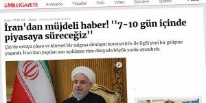 Milli Gazete İran Palavrasından Çok Etkilenmiş!