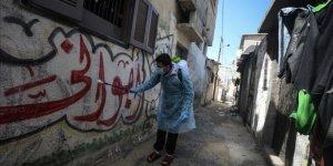 Gazze'de İlk Koronavirüs Vakası Tespit Edildi