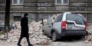 Hırvatistan'da 5,3 Büyüklüğünde Deprem