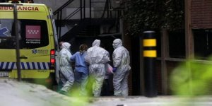 İspanya'da Son 24 Saatte 394 Kişi Hayatını Kaybetti