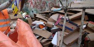 Ankara'da Kağıt Toplayıcılığı Yasaklandı