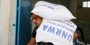UNRWA Gazze'de Koronavirüs Nedeniyle Gıda Yardımını Geçici Süreyle Durdurdu