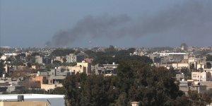Hafter Milisleri Trablus'un Güneyine Saldırdı