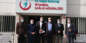 Türkiye'deki Arap Doktorlar, Kovid-19'la Mücadeleye Destek Olmak İstiyor