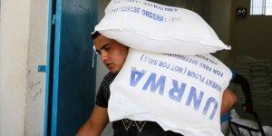 UNRWA Gazze'de Koronavirüs Nedeniyle Gıda Yardımlarını Evlere Dağıtacak