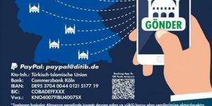 DİTİB'den Almanya'da Koronavirüs İçin Yardım Kampanyası