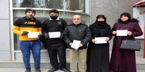 """""""Biz Bize Yeteriz Türkiyem"""" Kampanyasına Suriyelilerden Destek"""