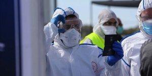 Siyonist İsrail'de Koronavirüs Vaka Sayısı 7 Bini Aştı