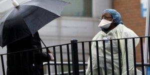ABD'de 1 Günde 1151 Kişi Koronavirüsten Öldü