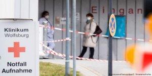 Salgından Çok Az Etkilendiği Söylenen Almanya'da da Durum Kötüye Gidiyor