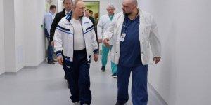 Putin'in Ziyaret Ettiği Hastanede 180 Doktora Koronavirüs Bulaştı, Başhekim Yoğun Bakımda