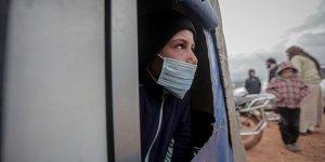 Koronavirüs Salgınında Suriye'deki Kamplarda Yaşayan Siviller Destek Bekliyor
