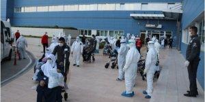 Isparta'da Karantinadaki 40 Umreci Taburcu Edildi