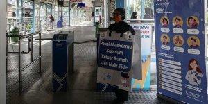 Endonezya'da Kovid-19 Nedeniyle Ulusal Afet İlan Edildi