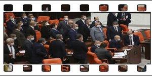 Meclis'te İttifakla Karakomik Hukuk Filmi Gösterimi