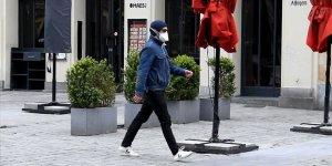 Belçika'da Kovid-19 Vaka Sayısı 37 Bini Geçti
