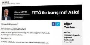Nihayet Mehmet Metiner de FETÖ ile Mücadele Sürecinin Kötü Yönetildiğine İkna Olmuş!