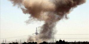 Libya'da Hükümet Güçleri, Hafter Milislerini Bombaladı
