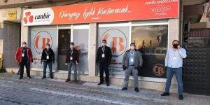 CanBir Derneği'nden Samsun'daki İhtiyaç Sahiplerine Yardım