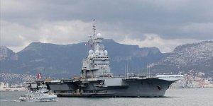 Fransız Uçak Gemisindeki Askerlerin Yarısından fazlasında Koronavirüs Tespit Edildi