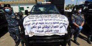 Irak'ta Koronavirüs Nedeniyle 20 Binden Fazla Mahkum Serbest Bırakıldı