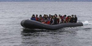 Yunan Sahil Güvenlik Botları Bir Kez Daha İnsan Haklarını İhlal Etti