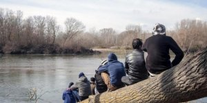 İran'a Geçmek İsteyen Afgan Mülteciler Nehre Atıldı İddiası