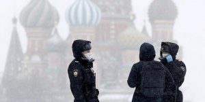 Rusya'da Son 24 Saatte 11 Bin 231 Yeni Vaka Daha