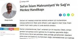 Solun Kemalistleşme, İslamcıların Sağcılaşma Sorunu