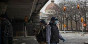 ABD'de Koronavirüs Salgını Sebebiyle 33 Milyondan Fazla Kişi İşsiz Kaldı