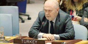 Sinirlioğlu'dan Esed'in Temsilcisine ''Muadilimiz Değilsin'' Cevabı