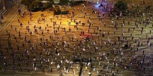 Netanyahu Karşıtı Protestolar Devam Ediyor