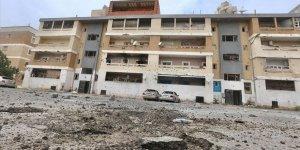 Hafter'den Trablus'a Roketli Saldırı: 1 Sivil Öldü