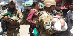 Kabil'de IŞİD Vahşeti Bu Kez Hastaneyi Hedef Aldı!