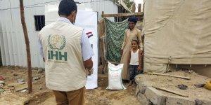 İHH'dan Filistin, Yemen ve Libya'ya Ramazan Yardımı