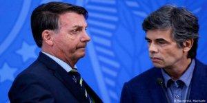 Brezilya'da Sağlık Bakanı İstifa Etti