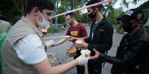 İHH'dan Ramazanda Evsizlere Yardım