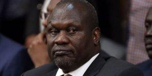 Güney Sudan Cumhurbaşkanı Yardımcısı Machar ve Eşi Kovid-19'a Yakalandı