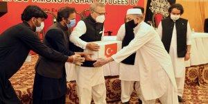 TİKA'dan Pakistan'daki 1500 Afgan Mülteci Aileye Gıda Yardımı