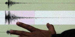 Akdeniz'de 6.2 Büyüklüğünde Deprem