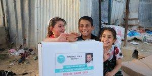 Rahmet Yolu Derneği Ramazan Yardımlarını İhtiyaç Sahiplerine Ulaştırdı