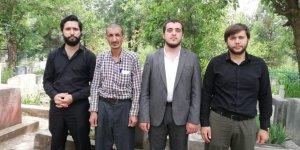 Üç İslami Dernek ve Avukatlardan Ramazan Pişkin'e Ziyaret