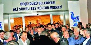 Ali Şükrü Bey Kültür Merkezi'nin Adının Değiştirilmesine Tepkiler Dinmiyor
