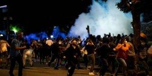 ABD'deki Protestolar Ülke Genelinde Kaosa Dönüştü