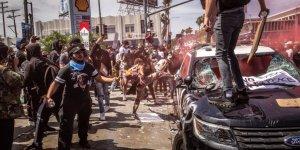 ABD'de Birçok Kentte Sokağa Çıkma Yasağı İlan Edildi