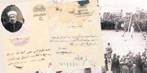 İskilipli Atıf Hoca'yı Ölüm Cezasına Çarptıran İstiklal Mahkemesi'ne Ait Belgeler Yayımlandı