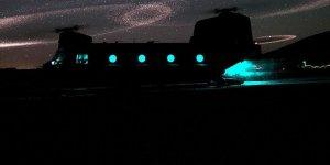 ABD'nin 82'nci Hava İndirme Tümeni Washington'a Konuşlandı