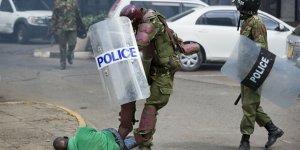 Kenya'da Güvenlik Güçleri Sokağa Çıkma Yasağına Uymayan 15 Sivili Öldürdü