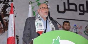 Hamas Yöneticilerinden Salah: İsrail'in Batı Şeria'yı İlhak Planı Çatışmaya Yeni Bir Kapı Açacak